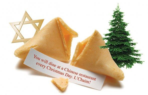 It's a Sacred Tradition for American Jews to eat Chinese Food at Christmas