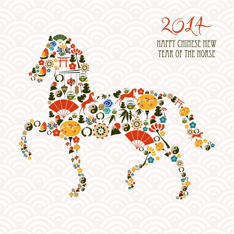 The Year Of The Horse A Funny Look At The Chinese Zodiac The