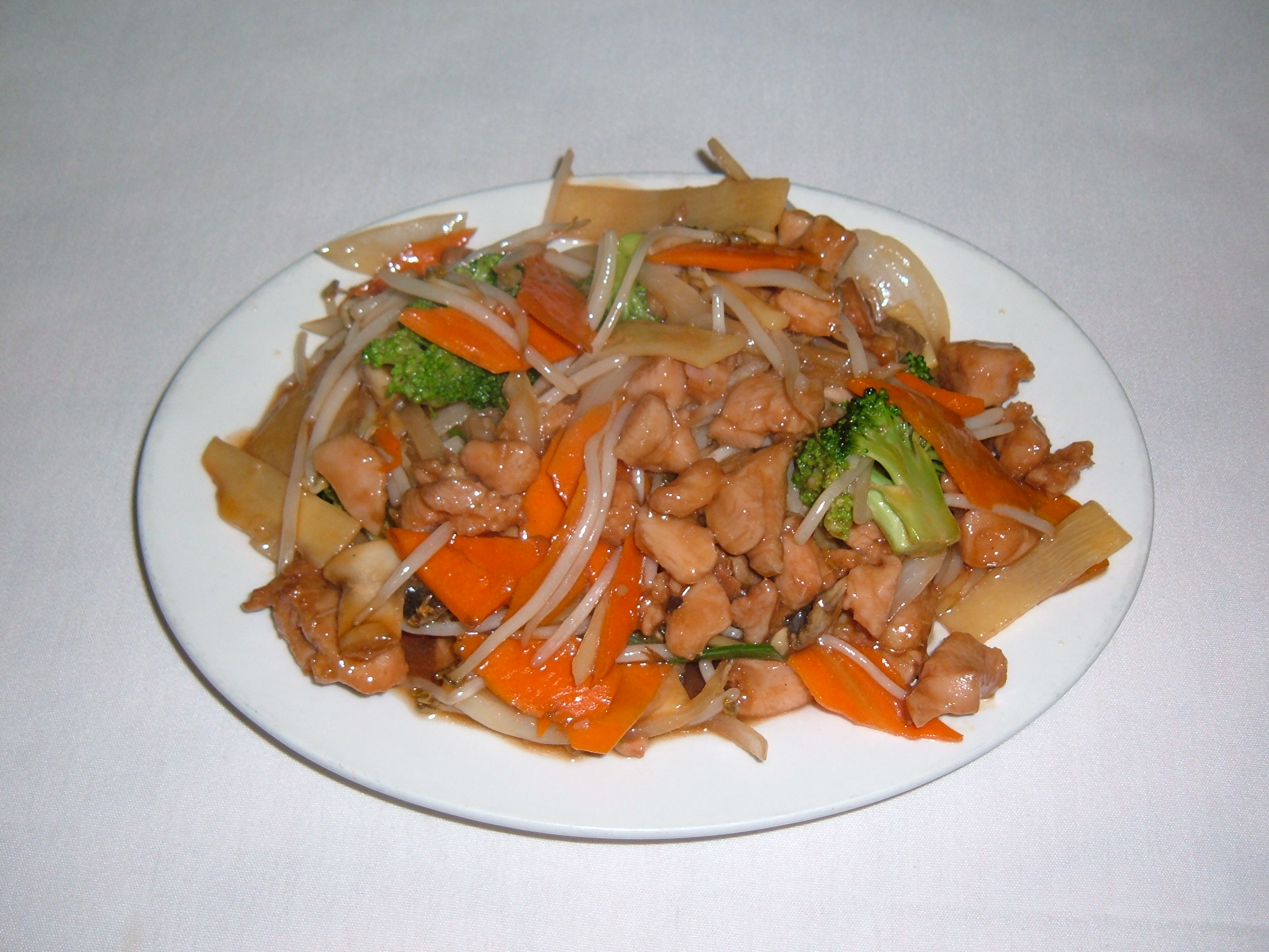 Recipes for pork chop suey