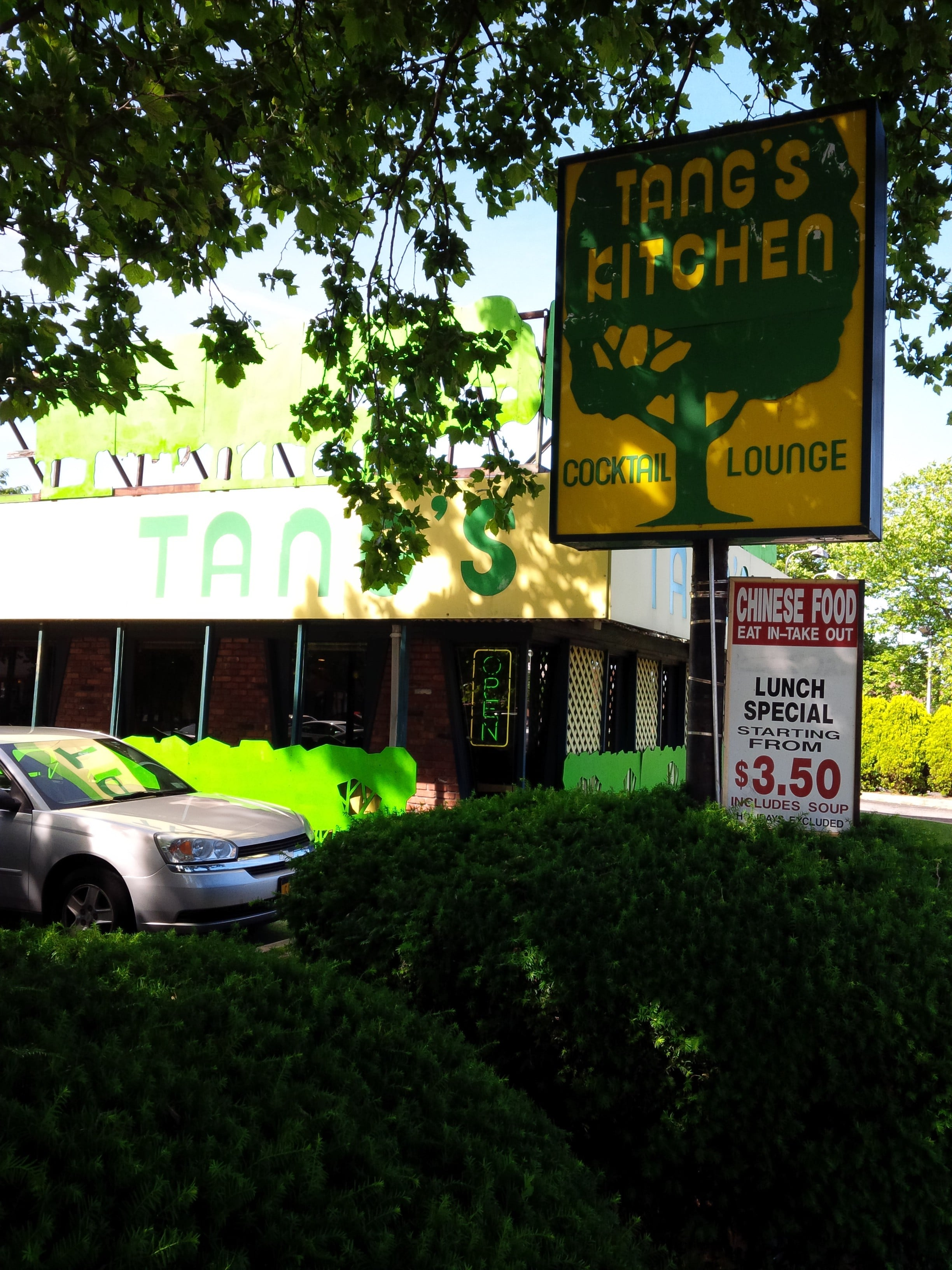 [Soloview]  Review of Tang's Kitchen, Lindenhurst, NY