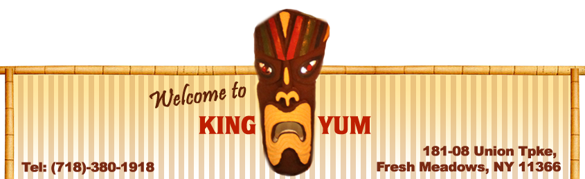 Welcome to King Yum