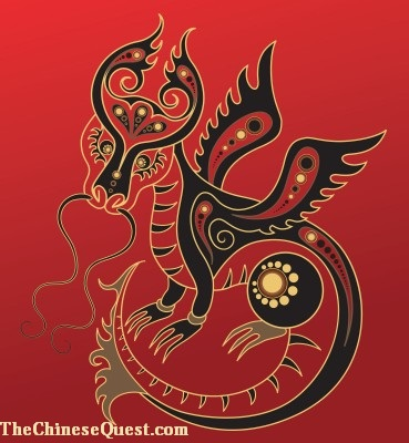 Chinese Zodiac Dragon Traits & Personality
