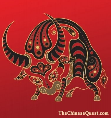 Chinese Zodiac Ox Traits & Personality