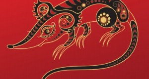 Year of the Rat Chinese Zodiac Rat