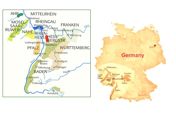 riesling germanys gift to chinese cuisine germany map