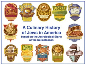 Culinary history of Jews in America