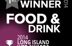 Long Island Best Website Award