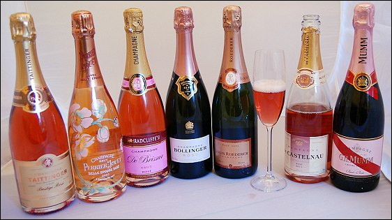 Rose Sparkling Wine