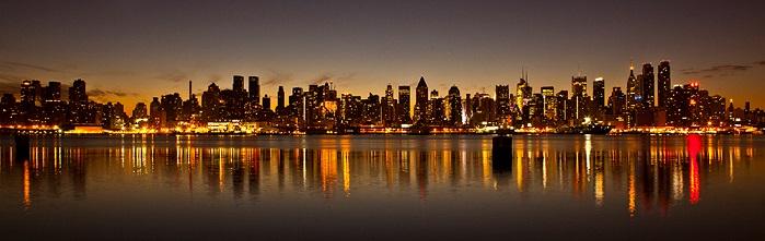 Modern Civilization Manhattan, New York City