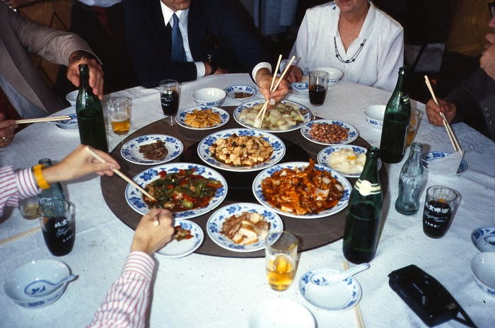 History of the Lazy Susan