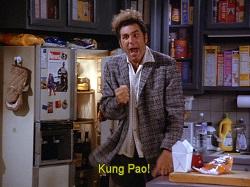 Kung Pao Chicken Kramer Seinfeld