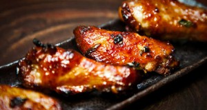 Hoisin Sauce Chicken Wings