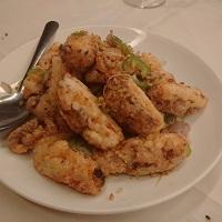 Fried Kowloon Squid