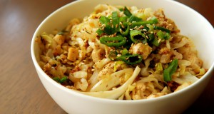 Chinese Sweet and Sour Cabbage Recipe