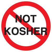 not-kosher