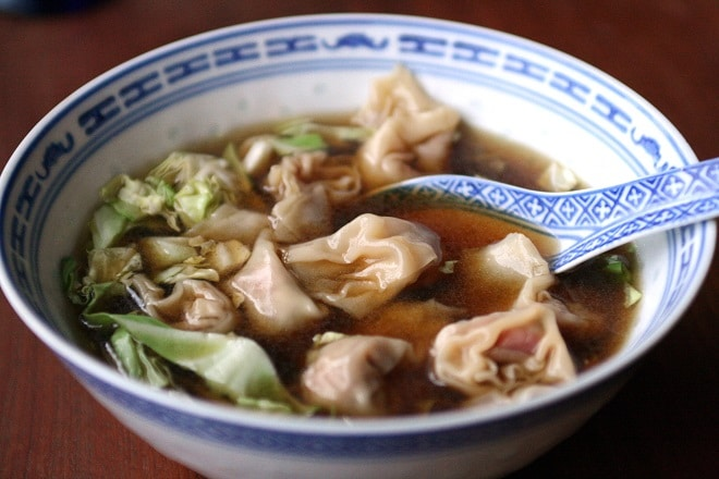 """W"" is for Wonton #AtoZChallenge @AprilA2Z"