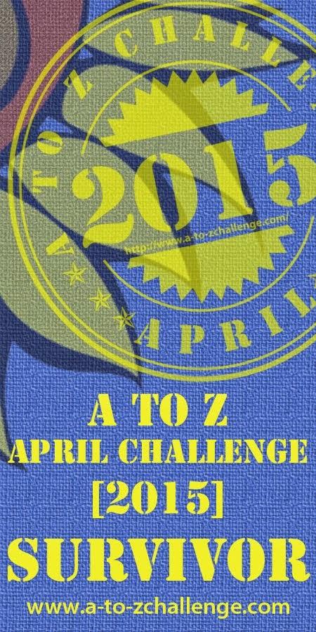 A-to-Z-April-Challenge-2015-Survivor