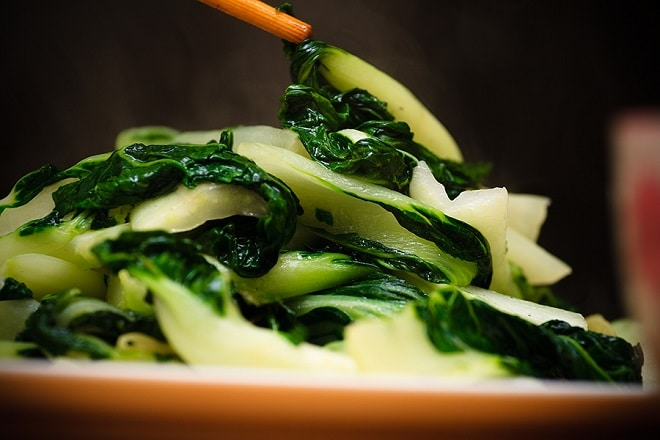 3 Methods to Prepare Chinese Vegetables