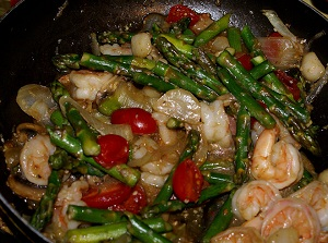 Sesame-Asparagus-Shrimp-preparation-small