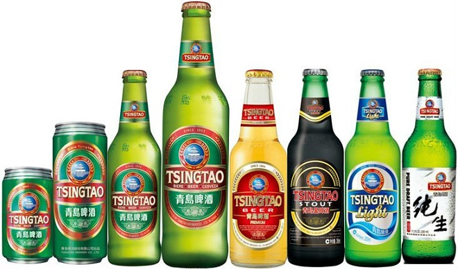 tsingtao-beer-varities