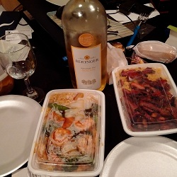 moscato-with-chinese-take-out-food