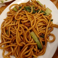 Shanghai-Pan-Fried-Udon