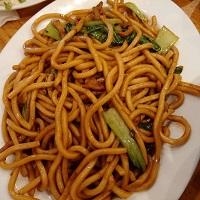 Shanghai-Pan-Fried-Udon