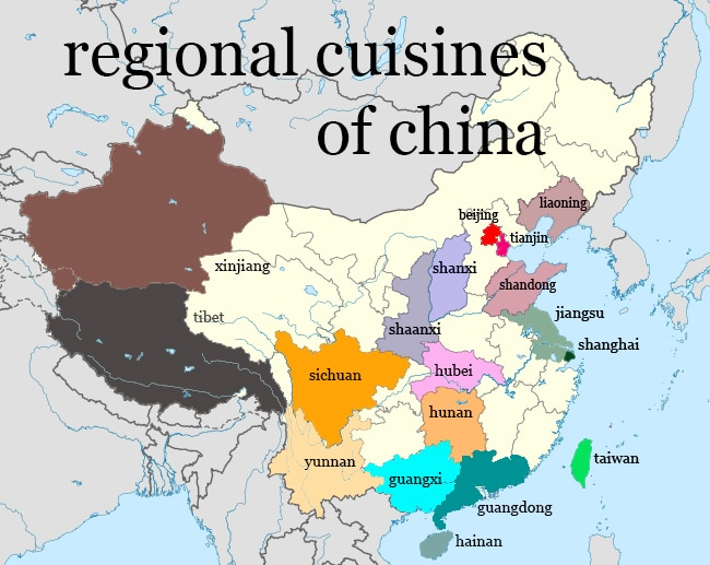 types-of-chinese-food
