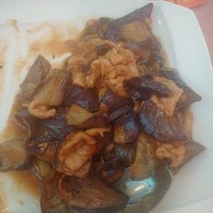 Chicken-Eggplant