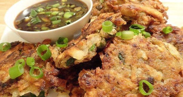 chinese-latkes