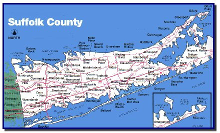 Suffolk County Long Island