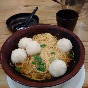 cuttlefish-ball-noodle-soup
