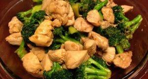 Paleo Chicken And Broccoli Stir Fry