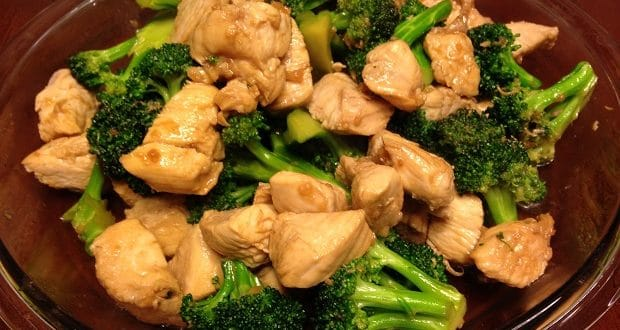 Paleo Chicken And Broccoli Stir Fry