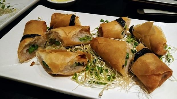 Shrimp-Asparagus-Spring-Roll