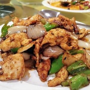 Cumin-Chicken