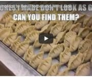 Chinese Food at Home: Chinese Dumplings Recipe