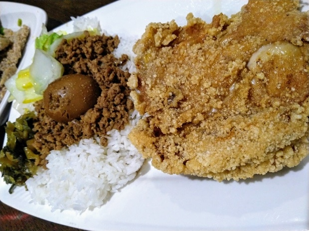 chicken-thigh-rice-minced-pork-brown-egg