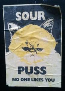 sour-puss