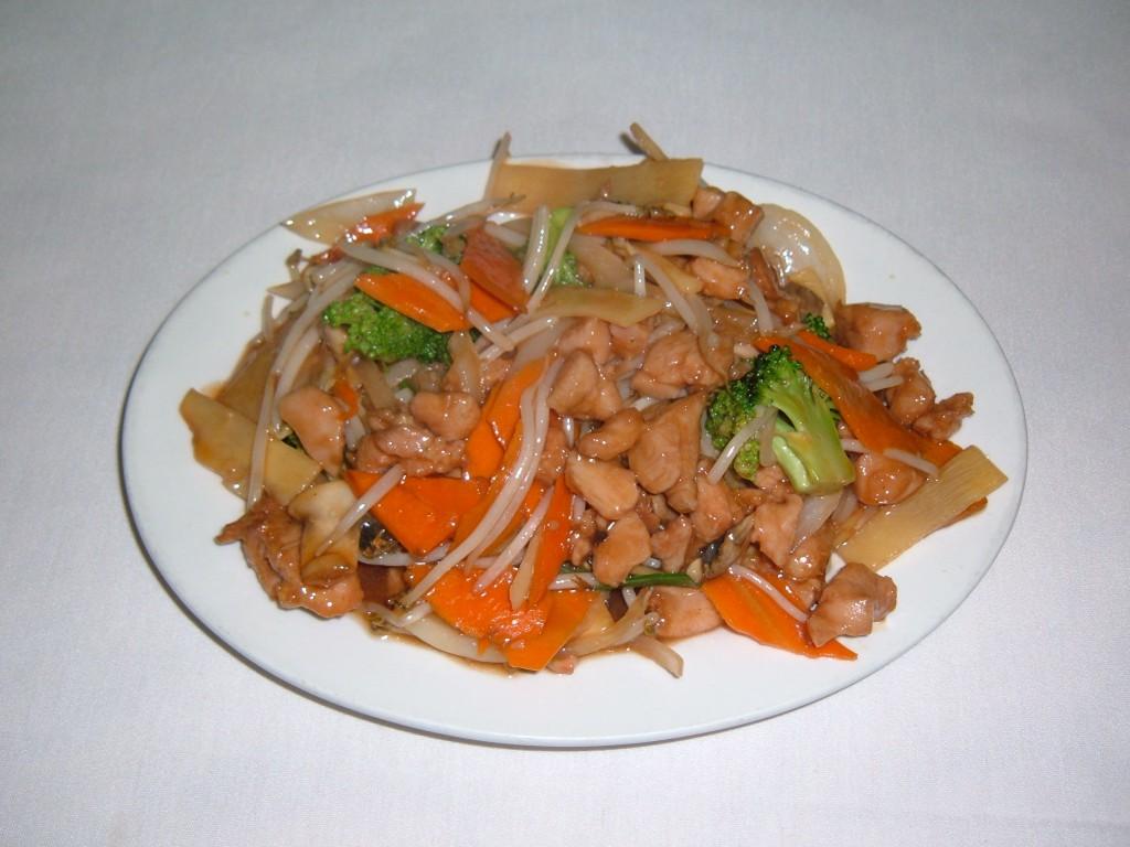 Recipe for Chop Suey