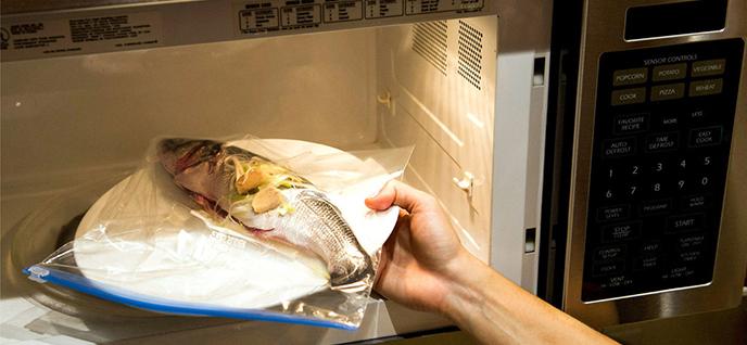 Chinese Microwave Fish Recipe