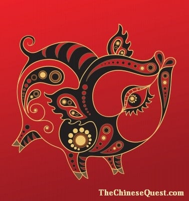 Chinese Zodiac Pig Traits & Personality
