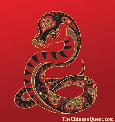Chinese Zodiac Snake Traits & Personality