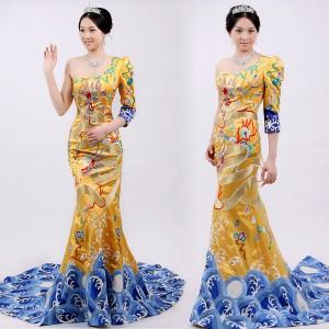 Dragon-robe
