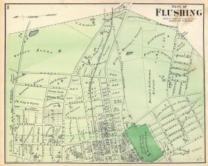 History of Flushing