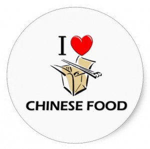 I Love Chinese Food