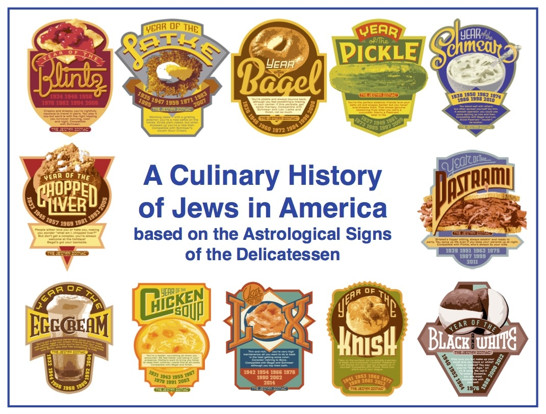 A Culinary History of Jews in America