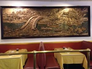 Green Leaf-Wall Mural