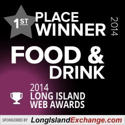 Long Island Best Website Award