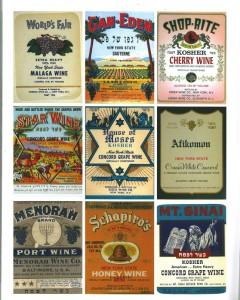Jewish Wines